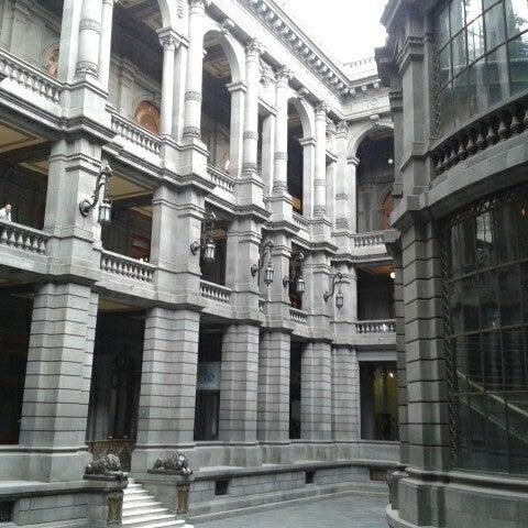 5/26/2013 tarihinde Javier S.ziyaretçi tarafından Museo Nacional de Arte (MUNAL)'de çekilen fotoğraf