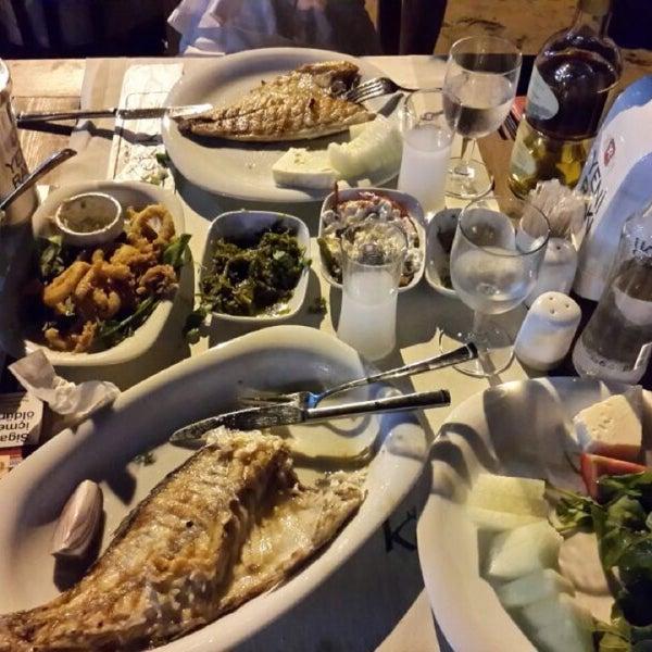 8/13/2013 tarihinde Ece K.ziyaretçi tarafından Kekik Restaurant'de çekilen fotoğraf
