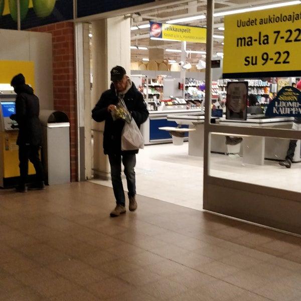 S-Market Lauttasaari