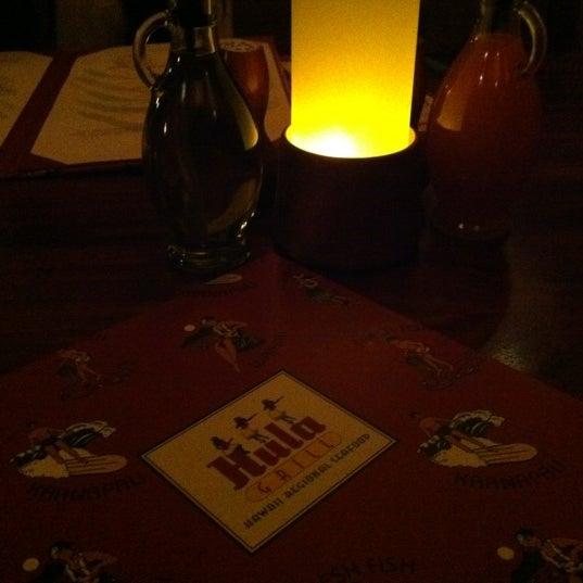 2/15/2012 tarihinde Paul M.ziyaretçi tarafından Hula Grill'de çekilen fotoğraf