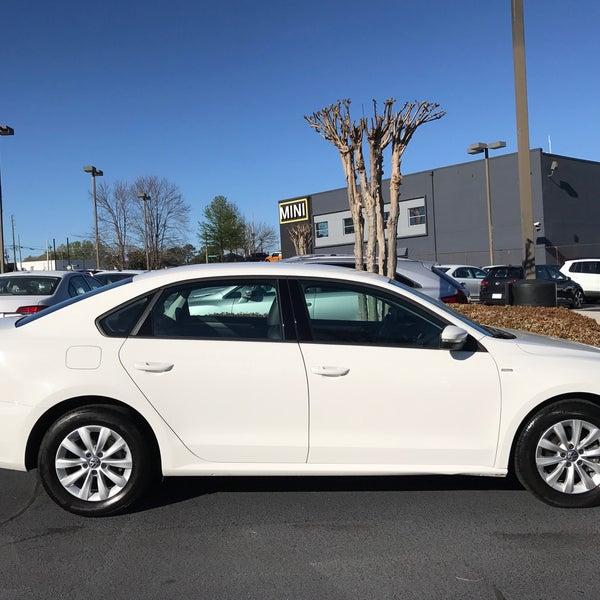 Volkswagen Atlanta: Atlanta'da Oto Bayisi