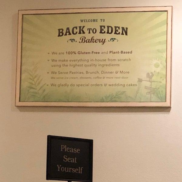 1/1/2018にCarl B.がBack to Eden Bakeryで撮った写真
