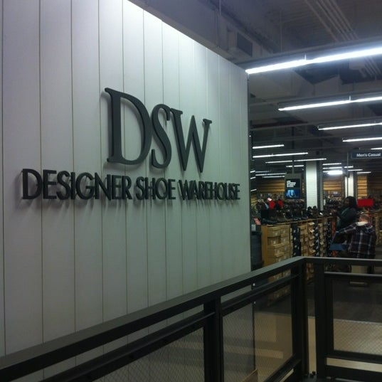 e979f8375e561a DSW Designer Shoe Warehouse - Shoe Store in Garment District