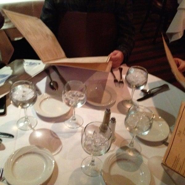 12/27/2012にChris W.がBello Restaurantで撮った写真