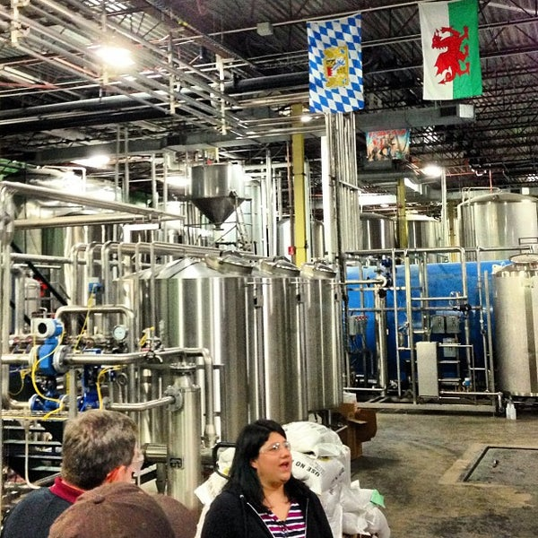 Photo prise au Terrapin Beer Co. par Eric W. le3/27/2013