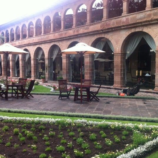 Foto diambil di Belmond Hotel Monasterio oleh Pablo C. pada 11/17/2012