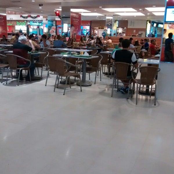 1/4/2015 tarihinde Andre Luiz d.ziyaretçi tarafından Goiânia Shopping'de çekilen fotoğraf