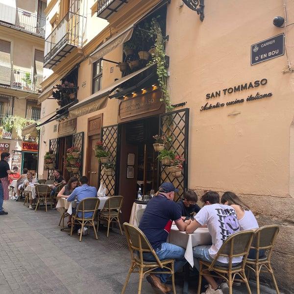 Photo taken at San Tommaso by Maram A. on 5/30/2021