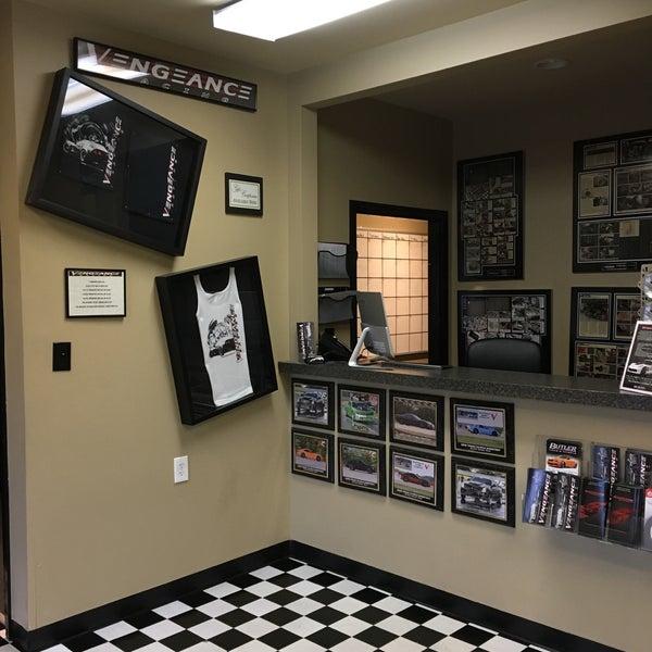 Photos at Vengeance Racing - 2 tips