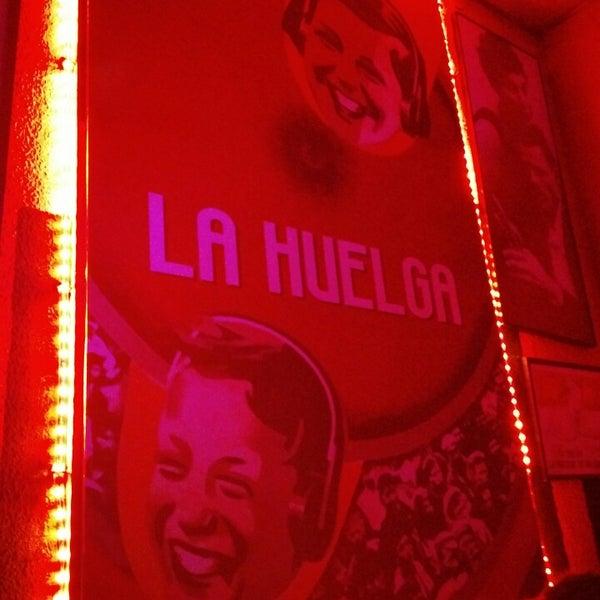 4/5/2014にPaula R.がLA HUELGA en Lavapiésで撮った写真