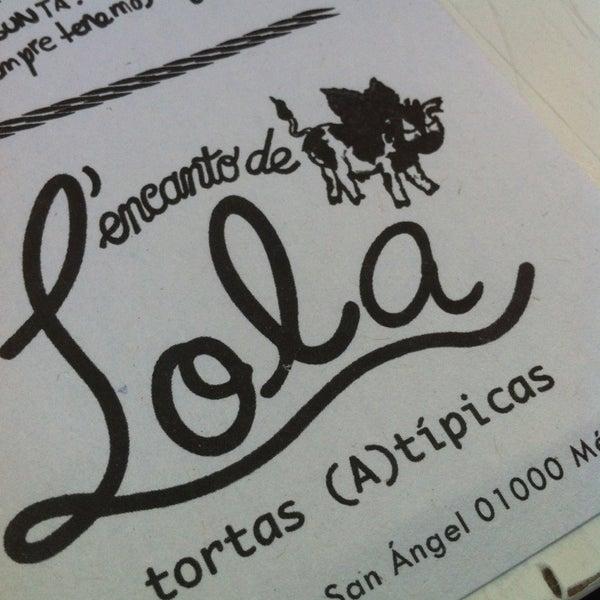 1/24/2013にGaritoがL'encanto de Lolaで撮った写真