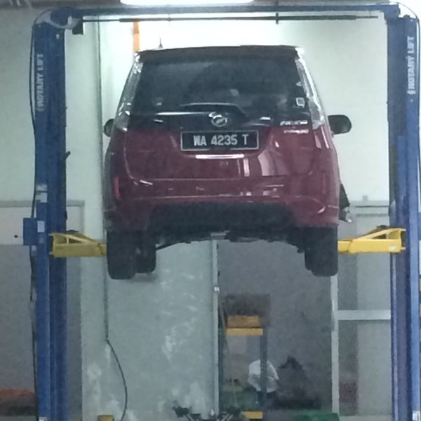 Perodua Service Centre (KIP) - Automotive Shop