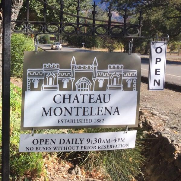 Снимок сделан в Chateau Montelena пользователем Marcelo H. 9/21/2019