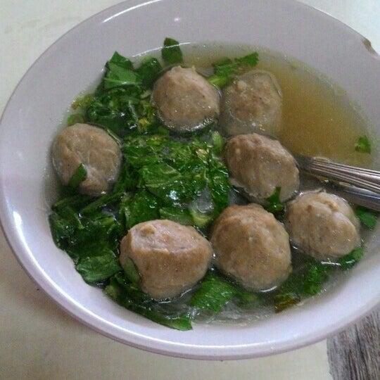Image result for bakso daging sapi bang eric matraman