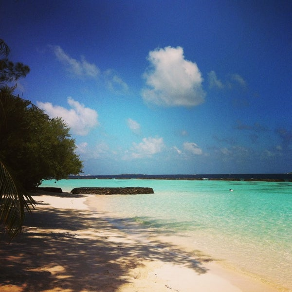 Maldives Beach: Kurumba Island Beach, Maldives