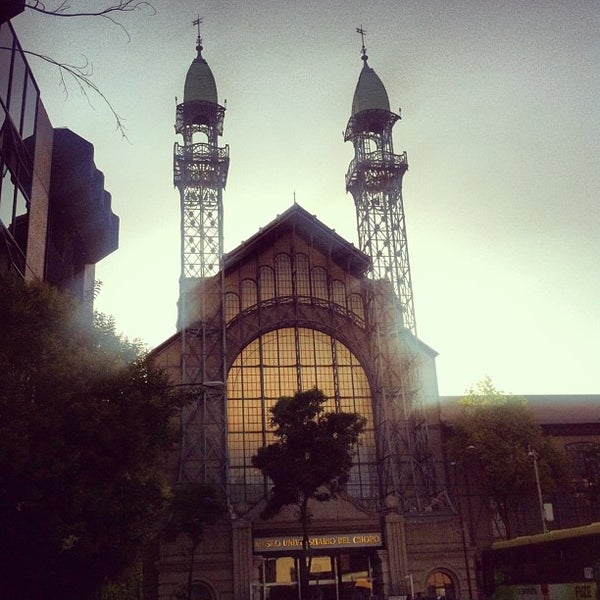 Photo prise au Museo Universitario del Chopo par Ibn Abbad le6/19/2013
