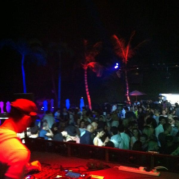Снимок сделан в Blue Marlin Ibiza пользователем Carmen T. 1/25/2013