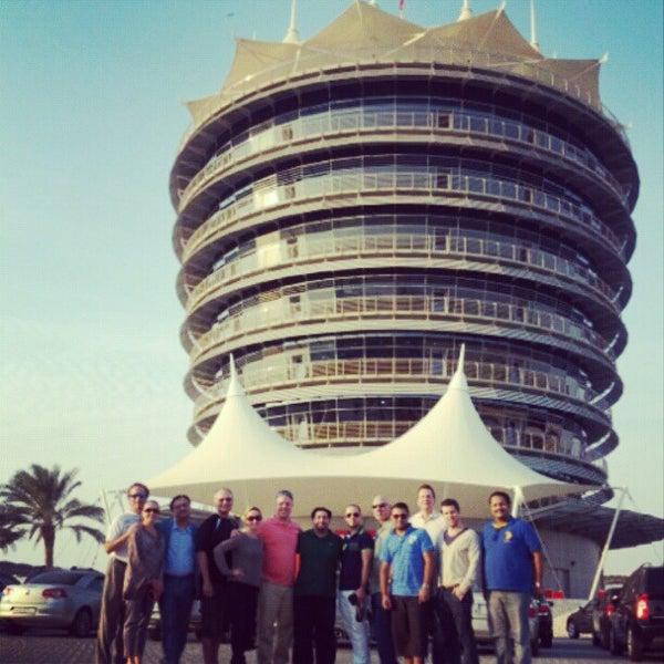 Foto scattata a Bahrain International Circuit da Ali S. il 11/7/2012