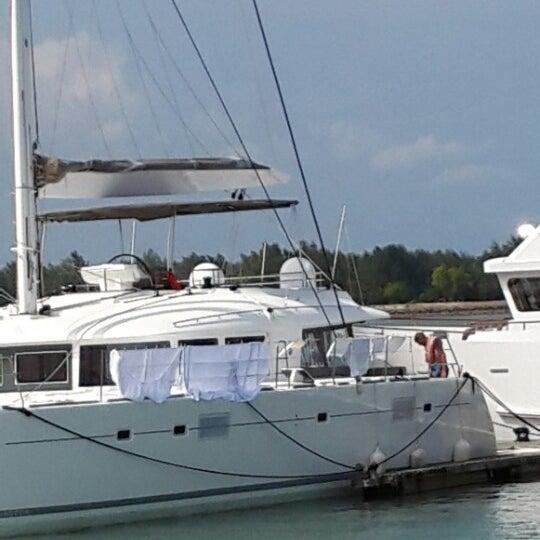 7/28/2014에 Reinhard S.님이 Bali Hai Cruises에서 찍은 사진