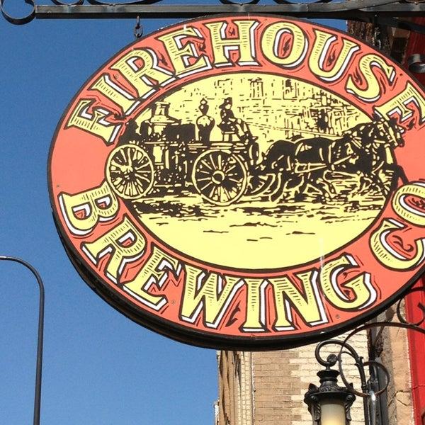 รูปภาพถ่ายที่ Firehouse Brewing Company โดย L H. เมื่อ 7/11/2013