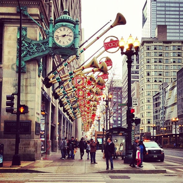 Macys Outlet Chicago