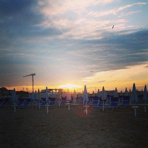 6/2/2013 tarihinde Massimiliano C.ziyaretçi tarafından Bagno Adriatico 62'de çekilen fotoğraf