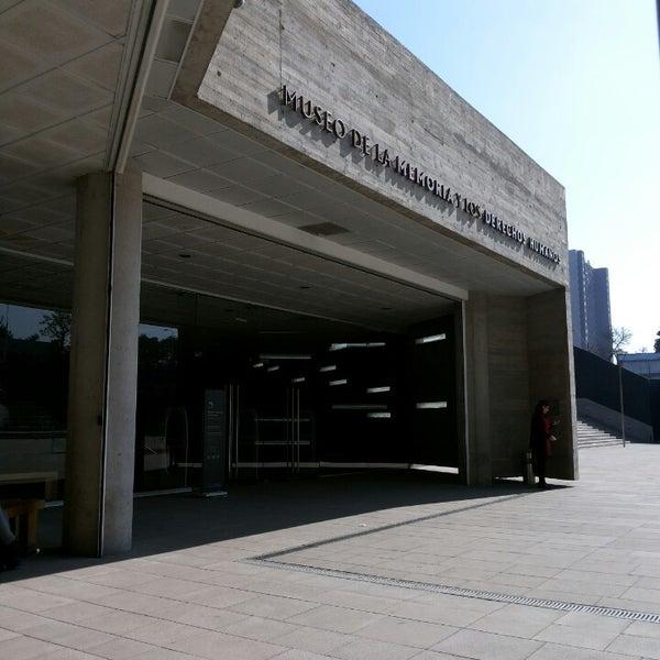 Foto tomada en Museo de la Memoria y los Derechos Humanos por Cristian O. el 7/29/2014