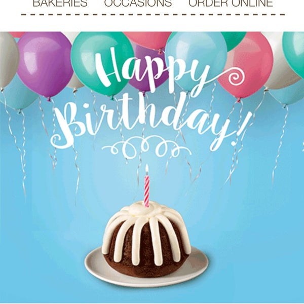 Stupendous Photos At Nothing Bundt Cakes Hoover Al Funny Birthday Cards Online Aeocydamsfinfo