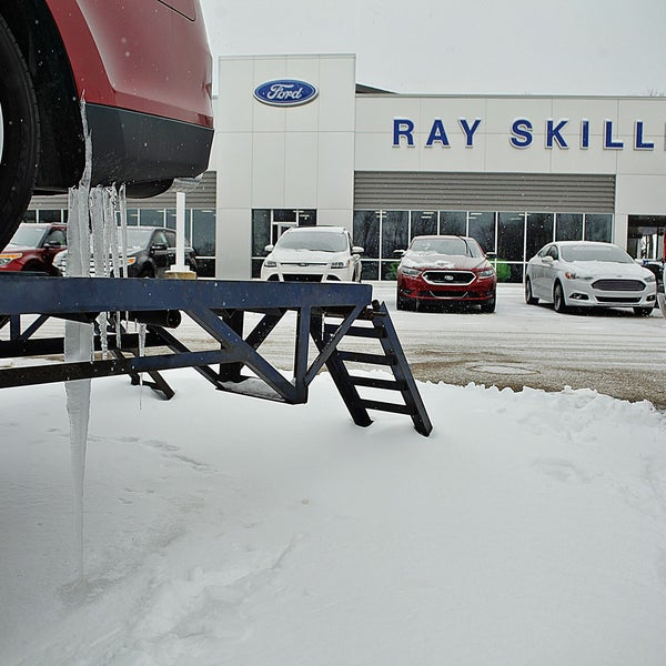 Photo Taken At Ray Skillman Hoosier Ford By On 6 24
