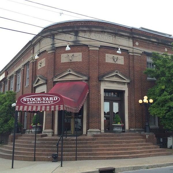 Stock-Yard Restaurant (Now Closed)