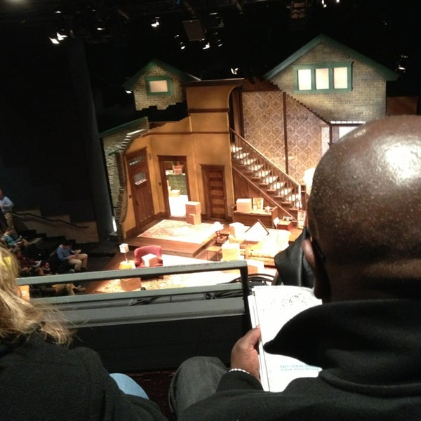 Foto tirada no(a) Milwaukee Repertory Theater por Billy Ray S. em 2/24/2013