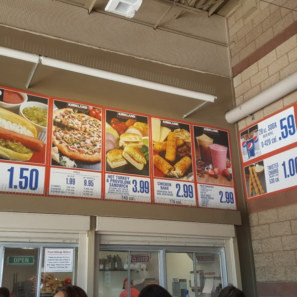 Photos At Costco Food Court Warehouse Store In Hawthorne
