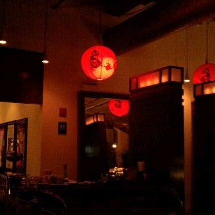 Foto scattata a Koi Fine Asian Cuisine & Lounge da bj j. il 9/20/2012