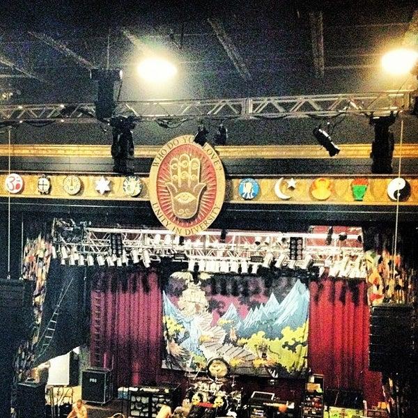 10/27/2012에 Melissa R.님이 House of Blues에서 찍은 사진