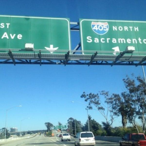 I-405 / CA-90 Interchange - West Los Angeles - Culver City, CA