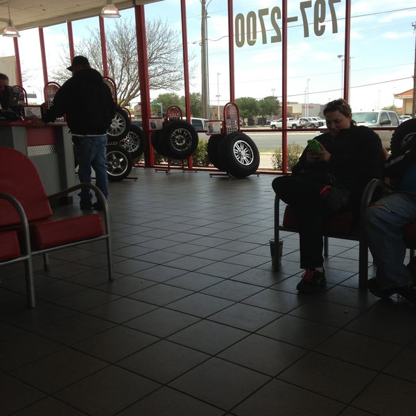 Photos At Discount Tire Lubbock Tx