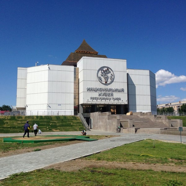Национальный музей тувы фото