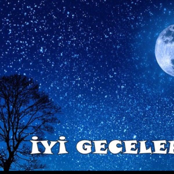 Дню рождения, спокойной ночи открытки на турецком