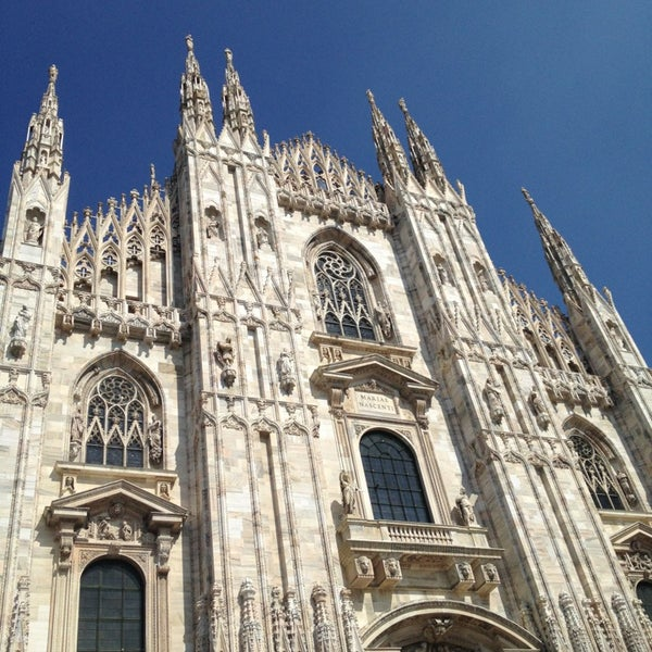 Photo prise au Dôme de Milan par Roshini J. le7/26/2013