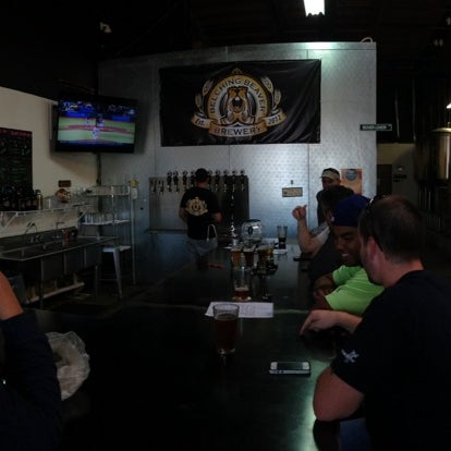 5/11/2013にChancelor S.がBelching Beaver Breweryで撮った写真