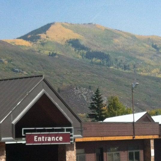Photo prise au Aspen/Pitkin County Airport (ASE) par Mark C. le9/21/2012