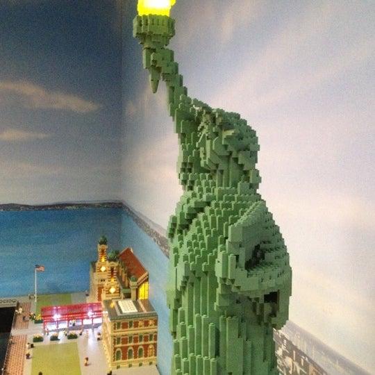 Photo prise au LEGOLAND® Discovery Center par bill w. le6/2/2013