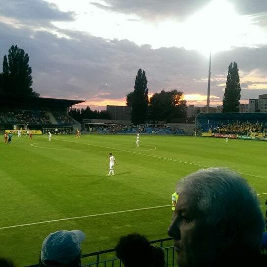 Foto tirada no(a) Štadión FK Senica por Jozef B. em 8/9/2014
