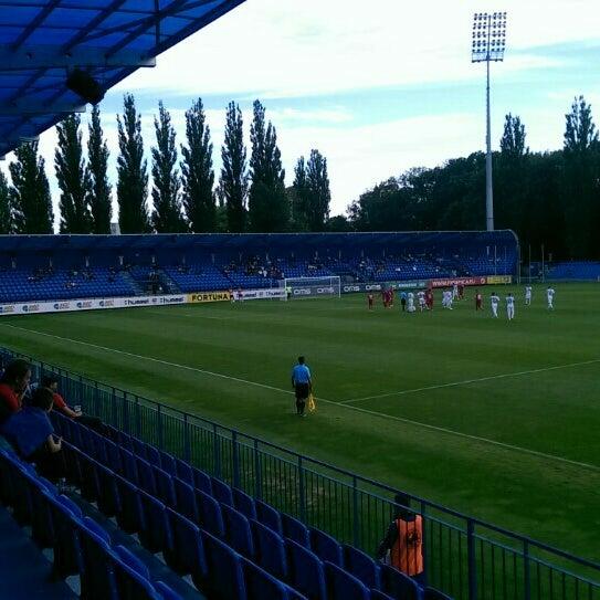 Photo prise au Štadión FK Senica par Jozef B. le7/11/2015