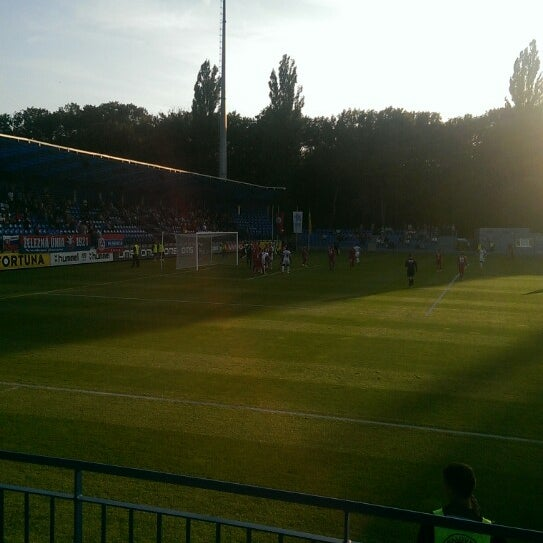 Foto tirada no(a) Štadión FK Senica por Jozef B. em 8/22/2014