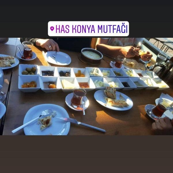 Das Foto wurde bei Has Konya Mutfağı von Özlem . am 5/15/2018 aufgenommen