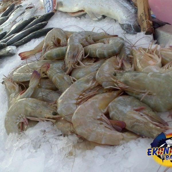 7/3/2014 tarihinde Ekonomik Balık Restaurant Avanosziyaretçi tarafından Ekonomik Balık Restaurant Avanos'de çekilen fotoğraf