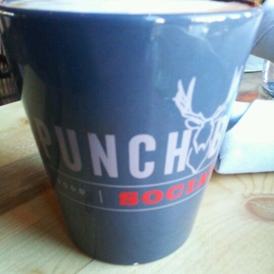 1/6/2013에 Kate D.님이 Punch Bowl Social에서 찍은 사진