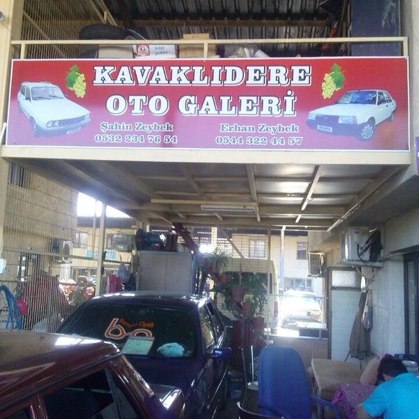 KAVAKLIDERE OTO GALERI - 9 visitors