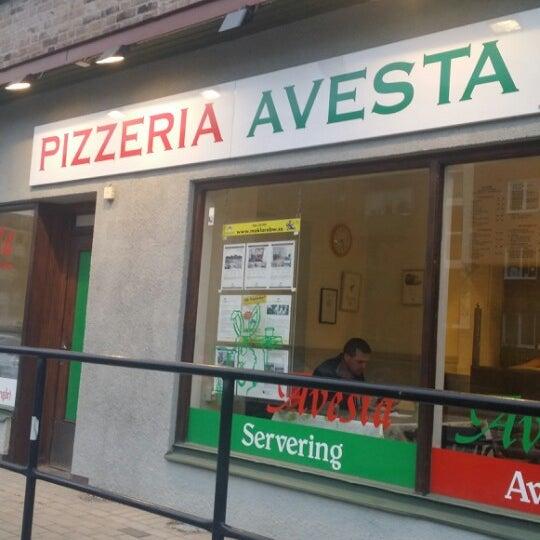 avesta pizzeria lund